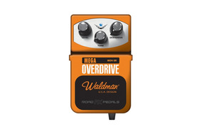 Pedal Waldman Mov-3r Overdrive