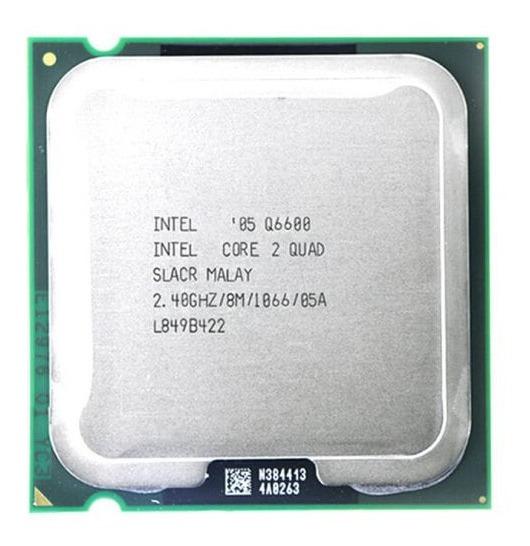 Processador Core 2 Quad Q6600 2,40 Ghz Lga775 Semi Novo !