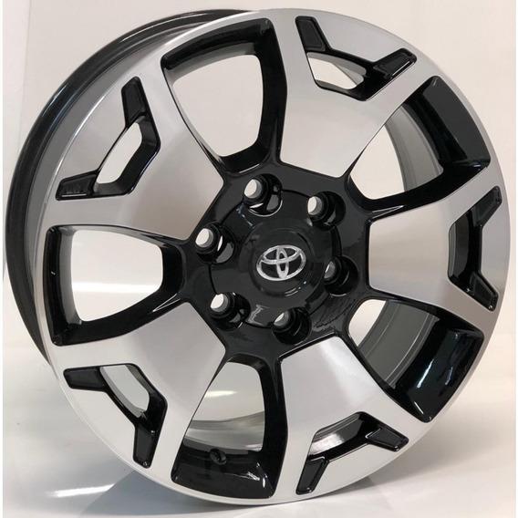 Rodas Toyota Hilux Srx Diamond Aro 18( Jogo) * Frete A Pagar**