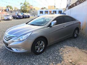 Hyundai Sonata Y20 2014 Gris Oscurso Deluxe Panoramico