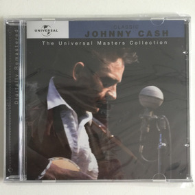 Cd Johnny Cash Classic The Universal Masters Collection 2003