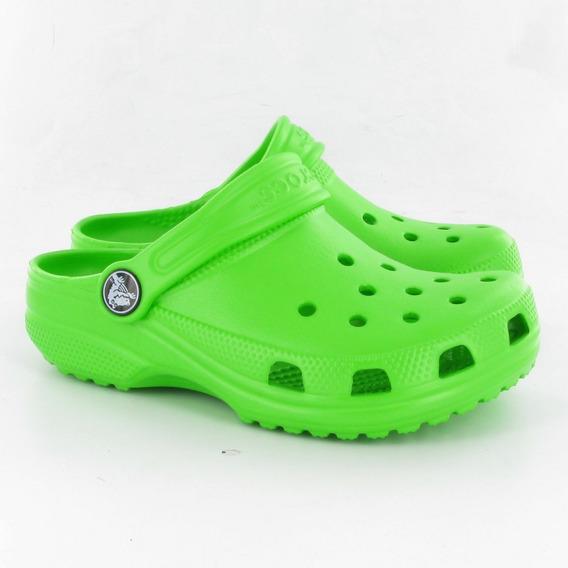 Crocs Originales Classic Adulto Lime
