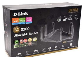 Roteador Gamer D-link Dir-890l Ac3200mbps Ultra Wireless.
