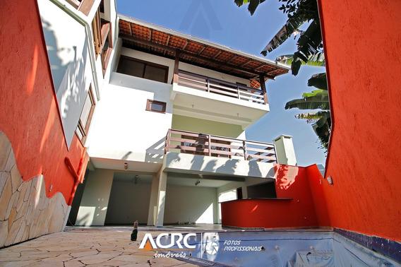 Acrc Imóveis - Casa Para Locação No Bairro Garcia - Ca01106 - 34305623