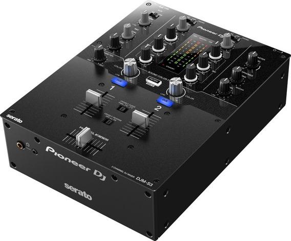 Mixer Djm S3 Pioneer Dj Serato