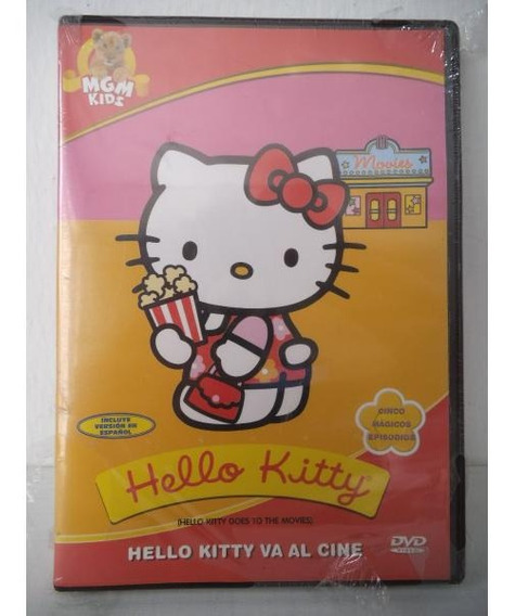 Hello Kitty Va Al Cine Dvd
