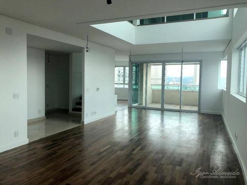 Imagem 1 de 15 de Cobertura Com 4 Dormitórios À Venda, 370 M² Por R$ 6.000.000,00 - Jardim Paulistano - São Paulo/sp - Co1048