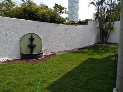 Casa En Renta En Col. Luis Echeverría. Boca Del Río, Veracruz Con Amplio Jardín