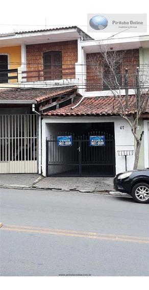 Sobrados Para Alugar Em São Paulo/sp - Alugue O Seu Sobrados Aqui! - 1446868