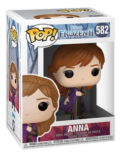 Funko Pop Disney Frozen Ii Anna 582
