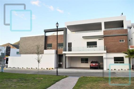 Casa En Venta Valle De Cristal Zona Carretera Nacional Monterrey