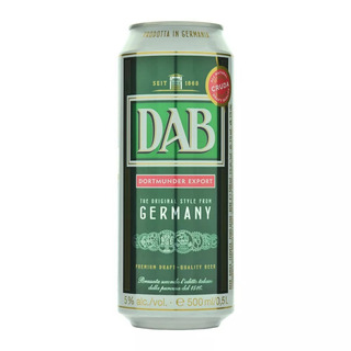 Caja X12 Cerveza Lata Dab 500 Ml