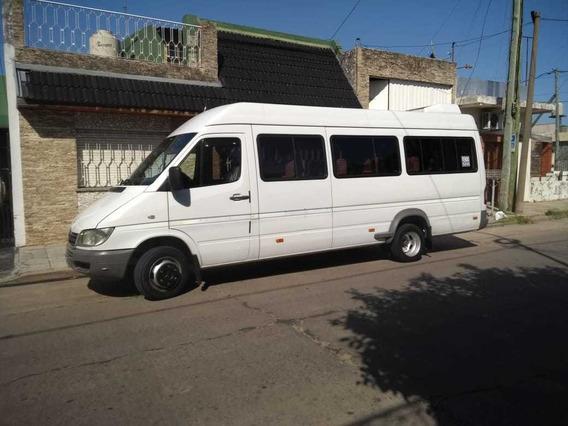 Mercedez Benz Sprinter 413 Minibus 4025 19+1 Con Motor Nuevo
