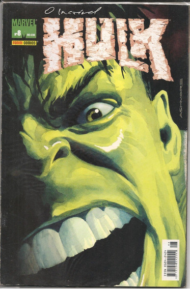 Gibis-maia Lote O Incrivel Hulk Panini/abril/ebal/rge/