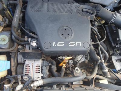 Sucata Vw Golf 1.6 Sr Motor Cordoba Ibiza Audi A3 Cambio Etc