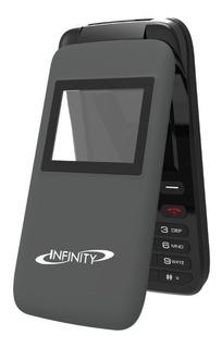 Celular Flip Dual Chip, Rádio Fm, Camera, Infinity F1808