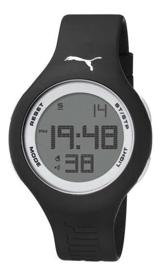 Relógio Puma Alarme Crono Timer 96142g0panp2 Novo De Vitrine