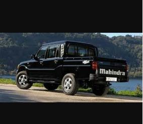 Mahindra Cimarron 4x4 2004