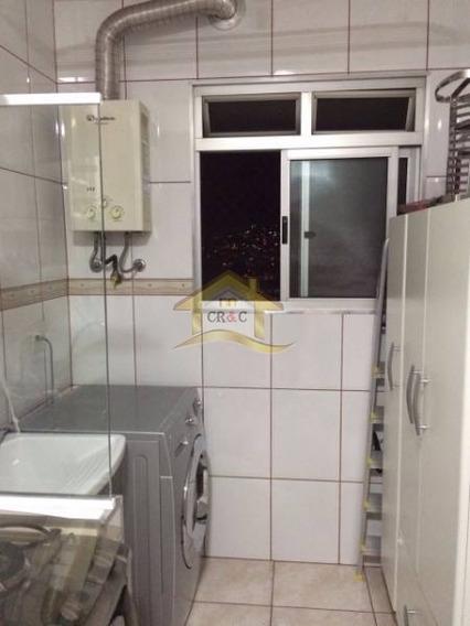Apartamento Em Condomínio Padrão Para Venda No Bairro Jardim Centenário, 3 Dorm, 1 Vagas, 62 M - 1035cr