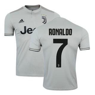Camisa adidas Juventus 2 Away 2018/2019 Ronaldo 7 Original