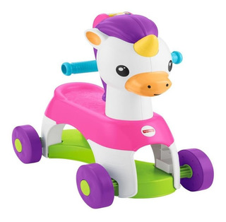 Fisher-price Andadera Musical De Unicornio