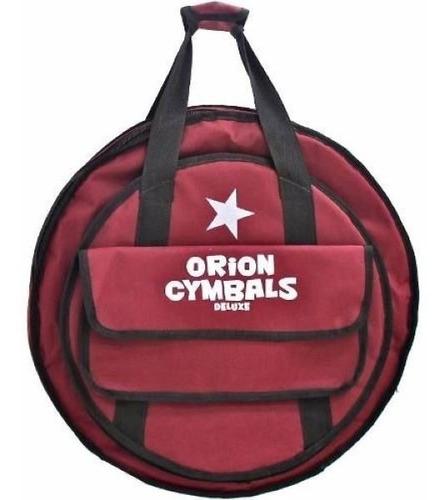 Bag Capa Para Pratos De Bateria Orion Bp03 Deluxe Nf-e