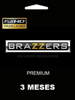 Brazzers Premium 3 Meses - Entrega Inmediata