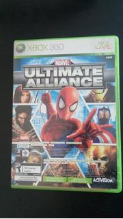Marvel Ultimate Alliance + Forza Motorsport 2 - Xbox 360