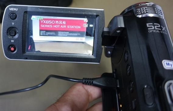 Filmadora Samsung Hmx F900 Camera Filmadora Samsung Hmx F900