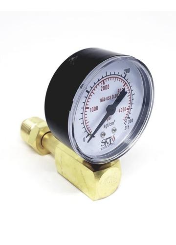 Imagem 1 de 2 de Testador Para Cilindro De Nitrogênio