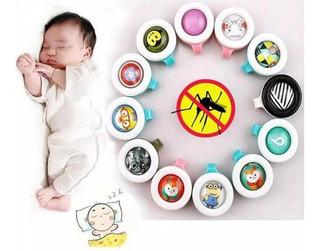 Botón Antimosquito