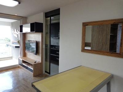 Apartamento Em Brooklin Paulista, São Paulo/sp De 45m² 1 Quartos À Venda Por R$ 532.000,00 - Ap136107