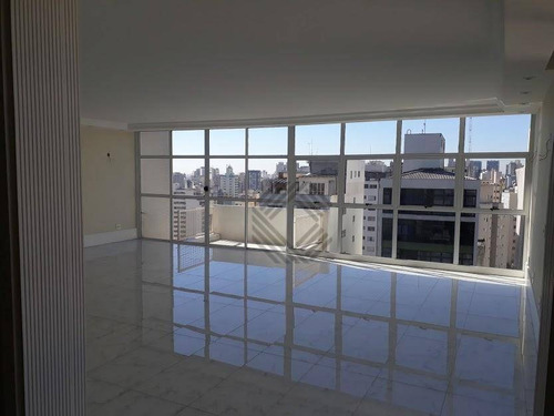 Cobertura À Venda, 420 M² Por R$ 2.900.000,00 - Consolação - São Paulo/sp - Co0068