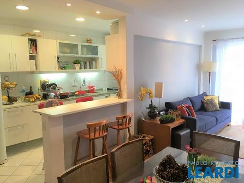 Imagem 1 de 15 de Apartamento - Alphaville - Sp - 630571