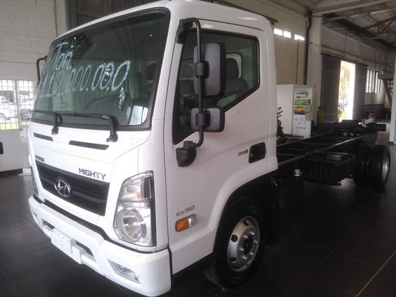 Nuevo Chasis Cabinado Ex90 Hyundai; Autokoreana