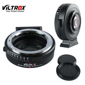 Anel Adaptador De Lente Viltrox Nikon F G D Ai Nf-m43x M43