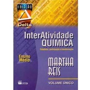 Química - Martha Reis + Caderno De Atividades