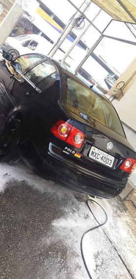Volkswagen Polo 2011 1.6 Bluemotion Total Flex 5p