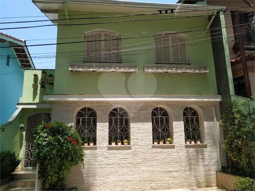Casa Em Condomínio Fechado Em Santana / 4 Dormitórios - 324-im483210