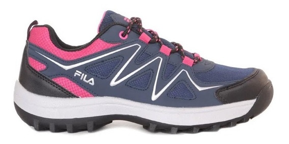 Zapatillas Fila Zermat Wns Mujer Trekking Aventura Deportiva