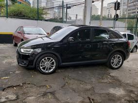 Audi Q3 2.0 Tfsi Ambiente Quattro Impecável, Blindado!!