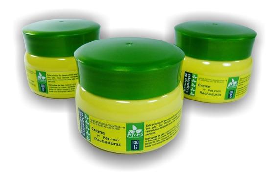 Creme P/ Pés Anti-rachaduras Óleo De Buriti Manteiga Cupuaçu