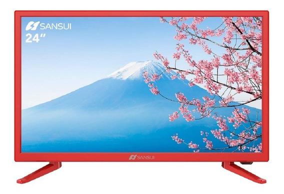 Pantalla Smart Tv Led Sansui Smx2419dsm/ro 24 Android