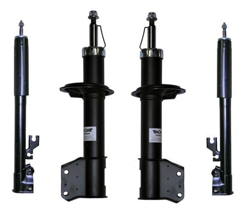 Kit 4 Amortiguadores Fiat Uno Fire