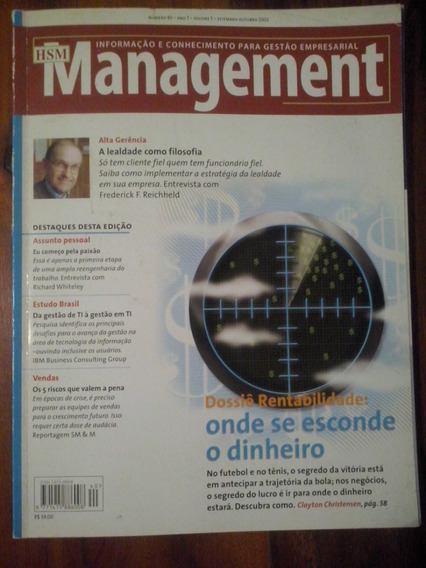 Hsm Management - N.40 - Setembro-outubro-2003