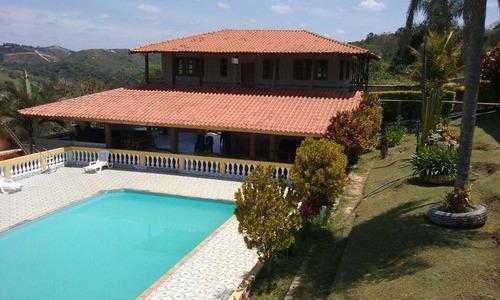Imagem 1 de 30 de Chácara Com 8 Dormitórios À Venda, 20000 M² Por R$ 1.500.000,00 - Centro - Mairinque/sp - Ch0005