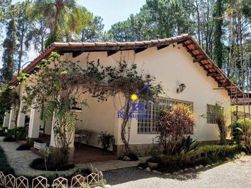 Chácara Com 3 Dormitórios À Venda, 2800 M² Por R$ 775.000,00 - Varejão - Itu/sp - Ch0131