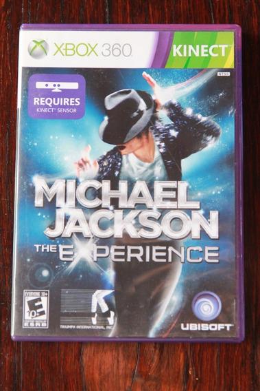 Jogo Michael Jackson The Experience Mídia Física Xbox 360