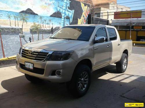 Toyota Hilux 4x2/automatica
