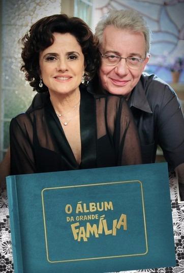 O Album Da Grande Familia 5 Dvds